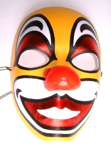 Full Face Clown  Mask